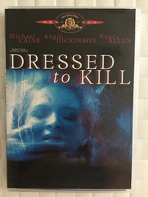 Dressed to Kill   DVD  sehr GUT