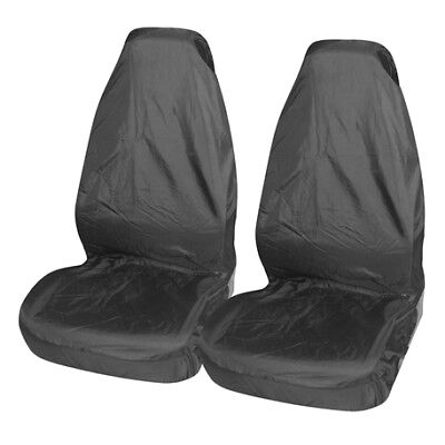 KIA  OPTIMA ALL YEARS QUILTED FRONT SEAT COVERS PROTECTORS 1+1
