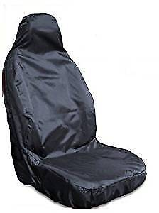 JAGUAR XF ALL YEARS - Single Heavy Duty Driver Captain Seat Cover Waterproof
