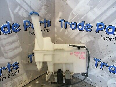 2016 Peugeot 108 1.0L Washer Bottle And Pump #21985