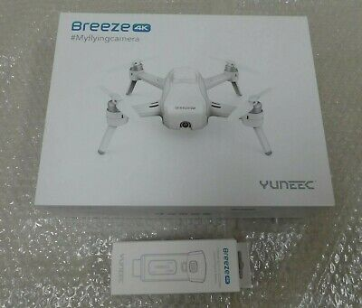 Yuneec Breeze Drone With 4K Camera