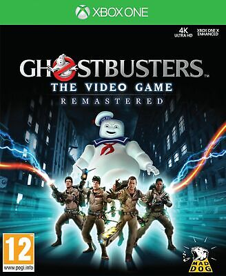 Ghostbusters The Video Game Remastered (Xbox One) In Stock New Sealed UK PAL