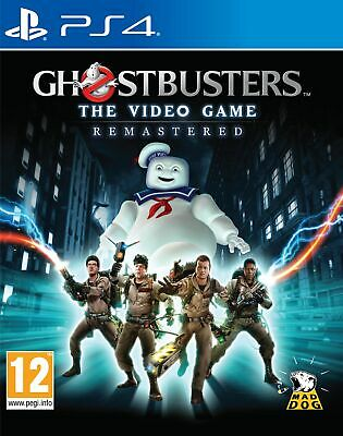 Ghostbusters The Video Game Remastered (PS4) In Stock New Sealed UK PAL