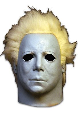 Halloween Michael Myers Ben Tramer Trick or Treat Studios Latex Deluxe Mask NEW