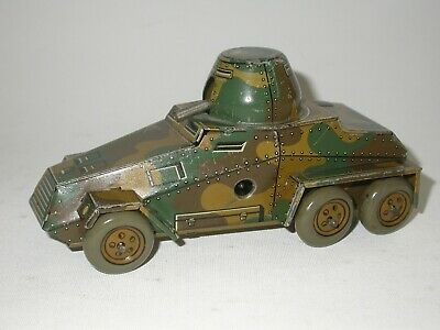 CKO - 343 Armored car, from the 40s