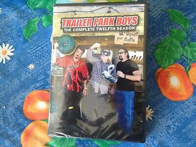 Trailer Park Boys the Complete Season 12 DVD