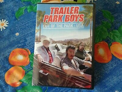 Trailer Park Boys - Out of the Park: USA -dvd