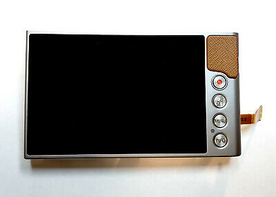 Canon Powershot G9X Mark II - Rear Cover LCD Assembly w/ Bluetooth #CY1-9886-000