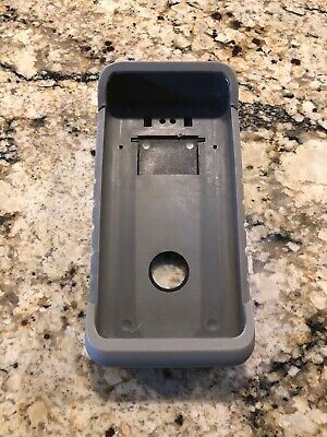 Grey multimeter protective holster for handheld unit - Used