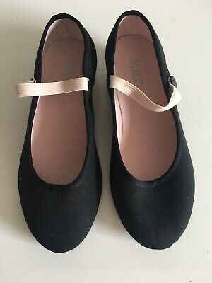 Bloch Character Shoes Black Size 11