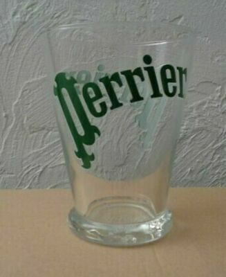 lots de 6 verre perrier