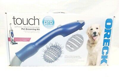 ORECK Touch Pet Grooming Set 3 - piece in box