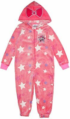 Lol Surprise Girls Pyjamas Glow In The Dark Coral Fleece PJs