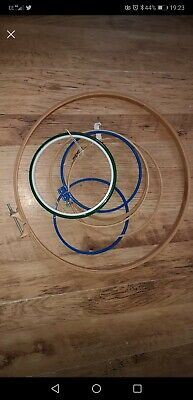 Collection of Embroidery hoops