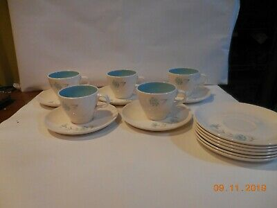 Vintage Taylor Smith Taylor China Ever Yours Boutonniere Theater Ware Worcester