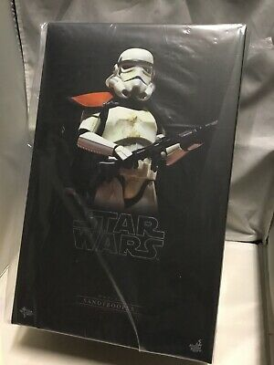 Hot Toys Movie Masterpiece STAR WARS SANDTROOPER 1/6 Action Figure MMS295