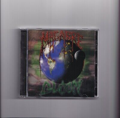 MACABRE Gloom CD EXHUMED, IMPETIGO