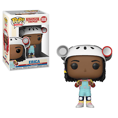 Funko POP! Vinyl Television Stranger Things ERICA #808 Mall Outfit Free Shipping