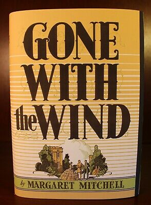 Gone With the Wind 1936 Margaret Mitchell First Edition 3rd Printing Pulitzer