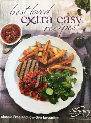 Slimming World Recipe Book - Best Loved Extra Easy Recipes Low And Syn FreeRare