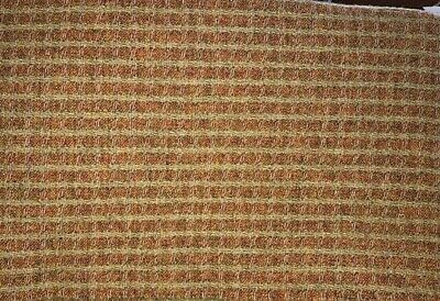 """HAND DYED RUG HOOKING WOOL Mill-Dyed APPLIQUE """"PEACH FUZZ """""""