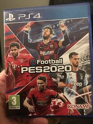 eFootball PES2020 PS4 with Bonus Content