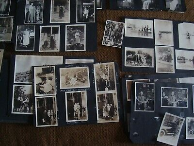 Vintage/Antique 100+Black &White Photographs From Early 1900'S Coloorado Lqqk