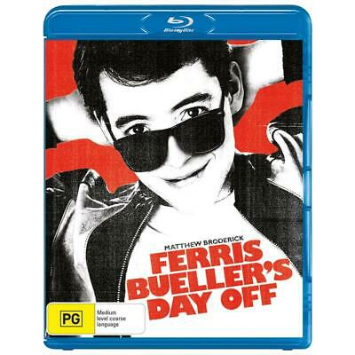 Ferris Bueller's Day Off (Blu-Ray) BRAND NEW & SEALED
