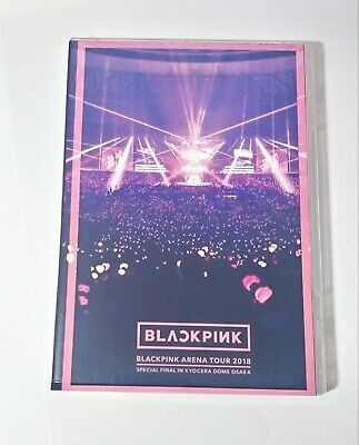 BLACKPINK IN YOUR AREA Tour Japan Concert DVD (Lisa Ver.) Taiwan Edition