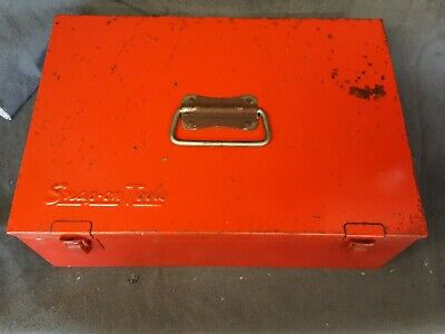 Vintage SNAP-ON Armature AT-2 1 Reconditioning Tool in Original Case