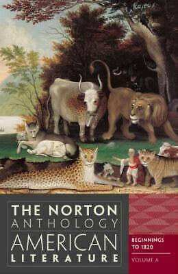The Norton Anthology of American Literature (Eighth Edition)  (Vol. A)
