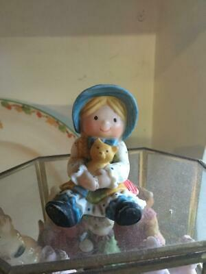 Vintage Holly Hobbie Figurine - Pretty Holly Hobbie - Buy Now