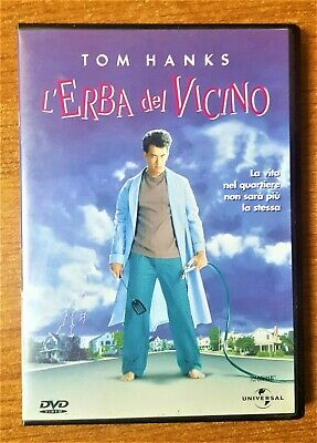 L' Erba Del Vicino Dvd (No Blu - Ray) - Ita - Fuori Catalogo - Raro - Tom Hanks