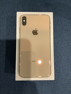  Apple iPhone XS Max - 64 GB - Gold (Unlocked) A2101 - Free Express 