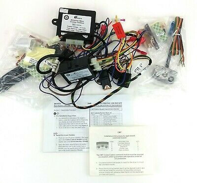 Rostra 250-1896 Electronic Cruise Kit for Honda Fit 2008 MH2813