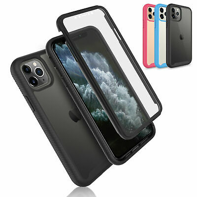 For iPhone 11 Pro Max /11 /11 Pro Otterbox Armor Case Slim With Screen Protector