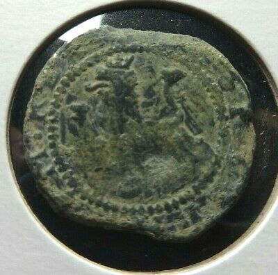 Spanish Pirate Hammered coin 1600's