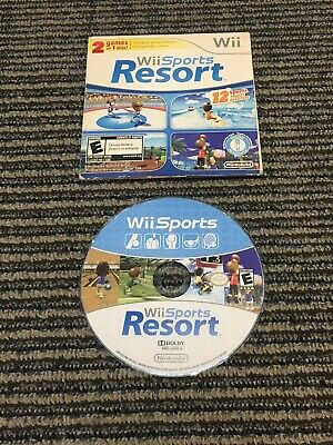 Wii Sports/Wii Sports Resort 2-in-1 Combo Game for Nintendo Wii