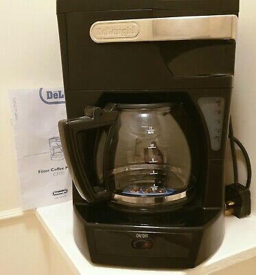 DeLonghi ICM 30 12 Cup Coffee Machine Maker - used once