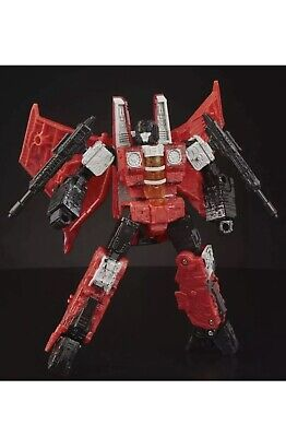 Transformers War for Cybertron Siege RED WING Voyager WFC Generations Select USA