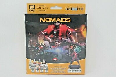 Vallejo Infinity Nomads Paint Set