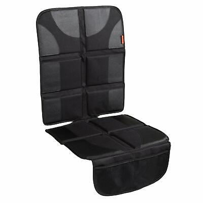 Lusso Gear Car Seat Protector with Thickest Padding XL Size Black