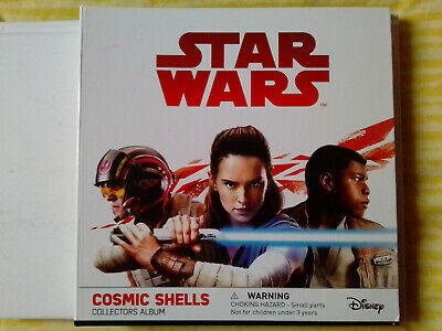 Star Wars Winn Dixie Collectors Album With 55 Comic Shells & Reality Goggles