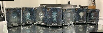 Funko pop! Haunted Mansion Mystery Minis Hot Topic Exclusives Complete Set 7
