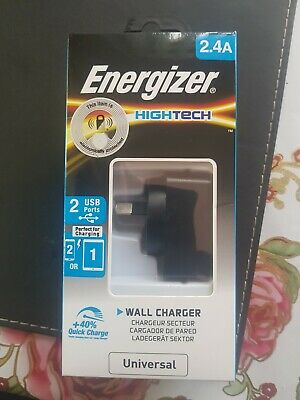 Energizer Hightech Wall Charger