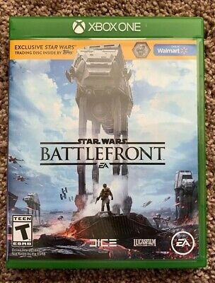Xbox One Star Wars: Battlefront EA 2015 With Trading Disc