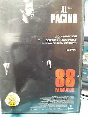 88 MINUTOS DVD pelicula dvd film