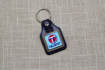 SUNBEAM ROOTES GROUP FAUX LEATHER KEY RING//KEY FOB.