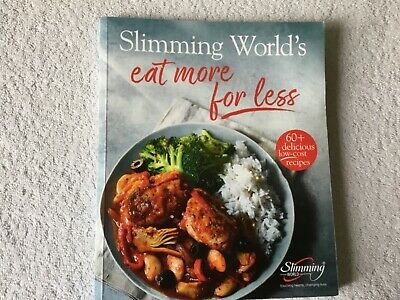 Slimming World - Eat More For Less - Cook Book - Used