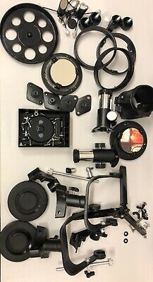 Various Astronomical telescope Spares